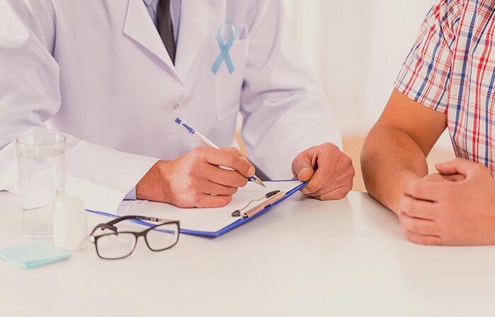 Лечение рака простаты 1 степени без операции