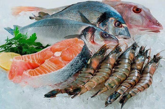 Морепродукты при раке простаты