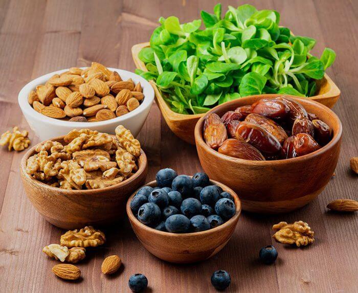 Орехи при раке простаты